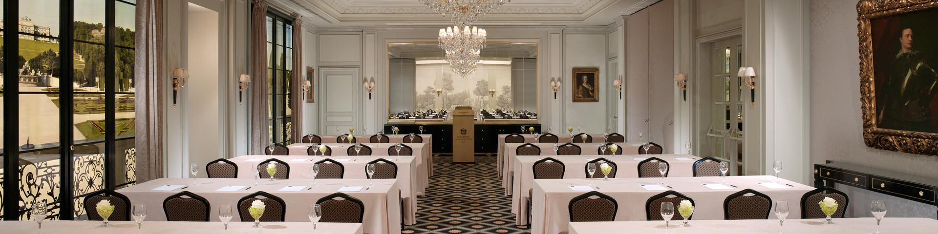 Hotel Bristol Wien - Salon Schönbrunn © Hotel Bristol, a Luxury Collection Hotel, Vienna