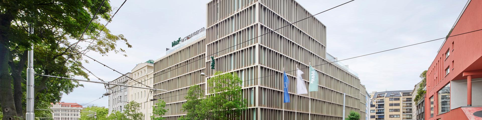 MAXX by Steigenberger Hotel Vienna - Aussenansicht © MAXX by Steigenberger