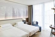 Andaz Vienna am Belvedere - Zimmer Twin Bed © Andaz Vienna am Belvedere