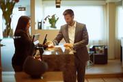 das Reinische business hotel - Rezeption © das Reinische business hotel