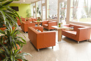 JUFA Hotel Salzburg City - Lobby Cafe © JUFA Hotels