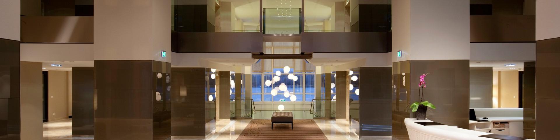 Hilton Vienna Danube Waterfront - Lobby © Hilton Danube Waterfront