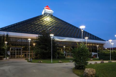 Austria Trend Eventhotel Pyramide - Exterior view © Austria Trend Hotels