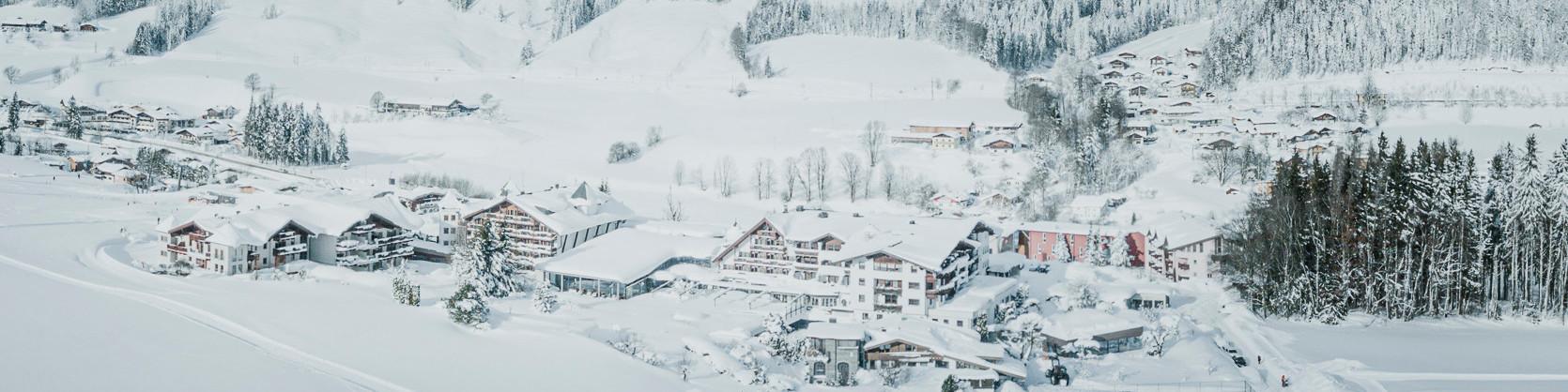 Krallerhof - Hotel Winter © Krallerhof