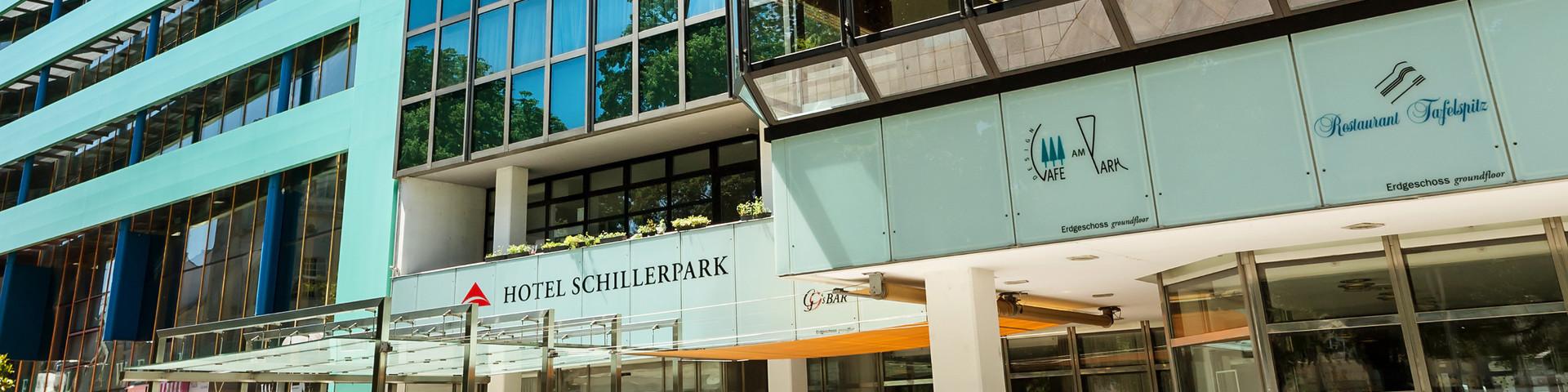 Hotel Schillerpark - Außenansicht 2 © Austria Trend Hotels