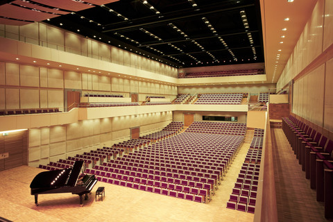 Grafenegg - Auditorium © Alexander Koller