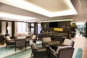 Hilton Vienna Plaza - Executive Lounge © Hilton Plaza