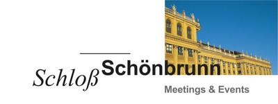 Schloß Schönbrunn Apothekertrakt - Logo
