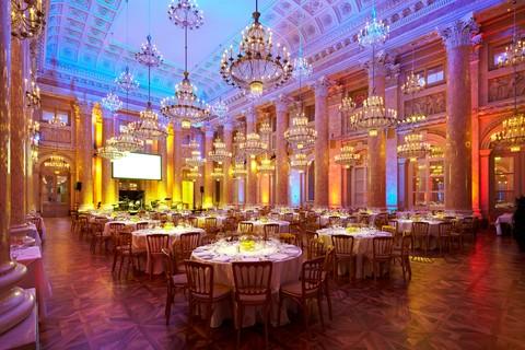 Hofburg Wien - Gala dinner Zeremoniensaal © Hofburg Vienna | M. Seidl