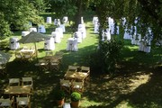 Bergschlössl - Garten-Hochzeit © DesignCenterLinz