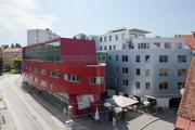 Krone Center Graz - Aussenansicht © Markus Kaiser