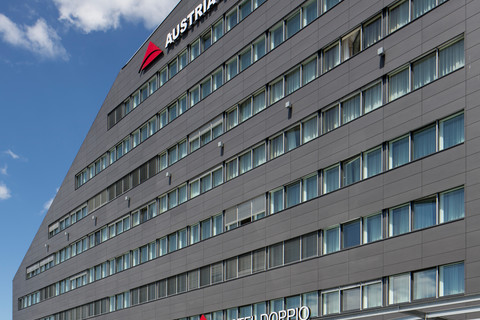 Austria Trend Hotel Doppio - Exterior view © Austria Trend Hotels
