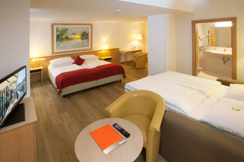 Hotel IMLAUER & Bräu Salzburg - Junior Suite © Imlauer