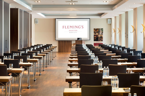 Fleming's Selection Hotel Wien City - Bankett_raum1+2 © Fleming's Selection Hotel Wien City