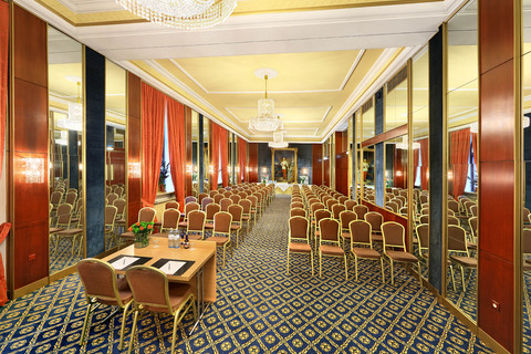 Hotel de France - Salon Franz Joseph © Gerstner Hotels