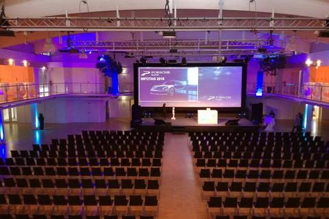 Brandboxx - Theaterbestuhlung © Brandboxx Salzburg