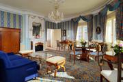 Hotel Bristol Wien - Opernsuite Blue Living © Hotel Bristol, a Luxury Collection Hotel, Vienna