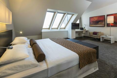 Falkensteiner Hotel Am Schottenfeld - Suite © Falkensteiner Hotels & Residences