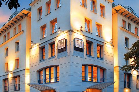 Hotel NH Salzburg City - Aussenansicht © NH Salzburg City
